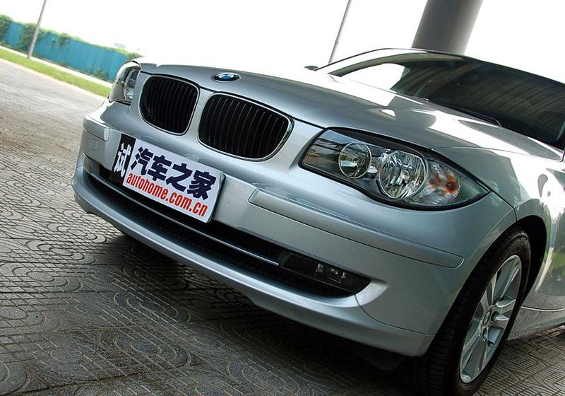 2008款120i 手动挡