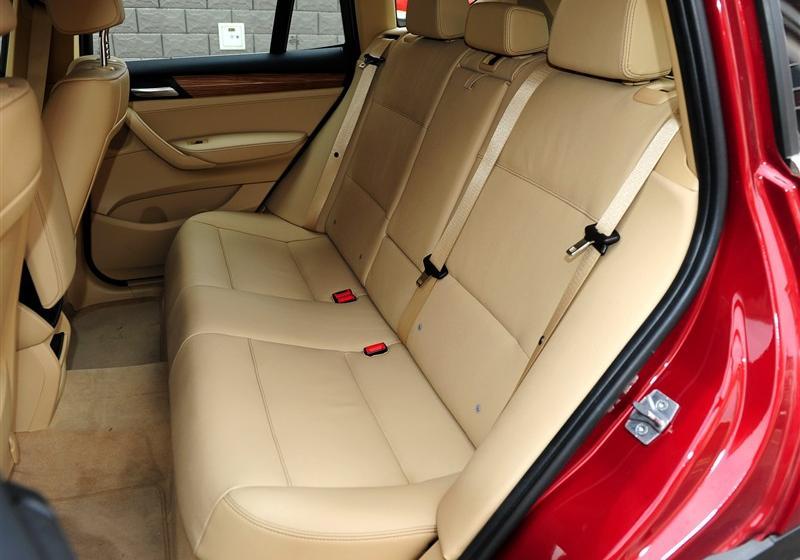 2011款 xDrive35i 豪华型