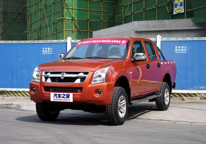 2013款2.2L汽油四驱短轴