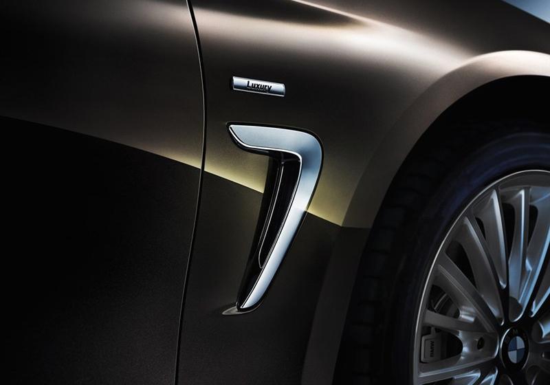2014款428i Gran Coupe 设计套装型