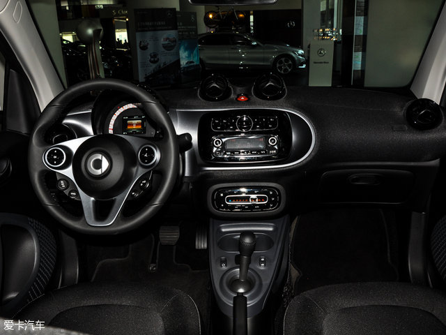 smart2016款smart fortwo