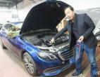 """郑州奔驰车主4s店修车,发动机""""心脏""""部件被换了""""三无产品""""?"""
