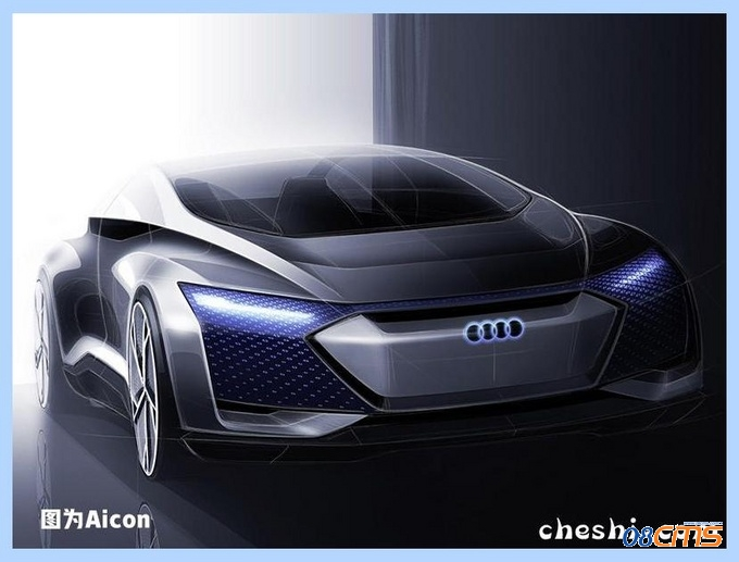 奥迪再推两款全新纯电动车 配自动驾驶/下月亮相-图1