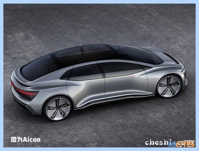 奥迪再推两款全新纯电动车 配自动驾驶/下月亮相-图2